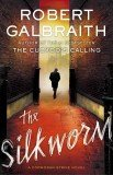 The Silkworm is JK Rowling's second crime novel to be written under her pseudonym Robert Galbraith