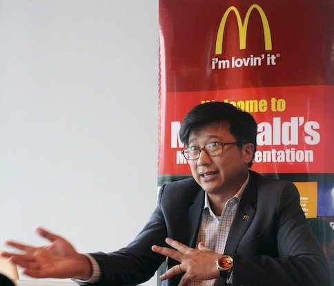 The first McDonald's restaurant in Vietnam is being run by the prime minister's son-in-law