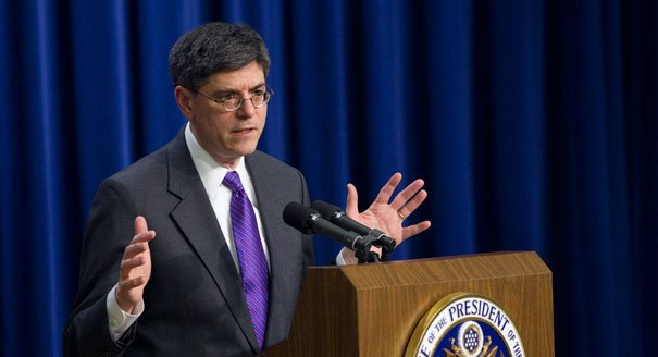 Treasury Secretary Jack Lew has warned the US may default on its debt by the end of the month if Congress does not raise its borrowing limit
