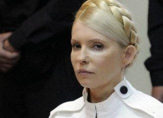 Ukraine's former PM Yulia Tymoshenko has been freed from jail
