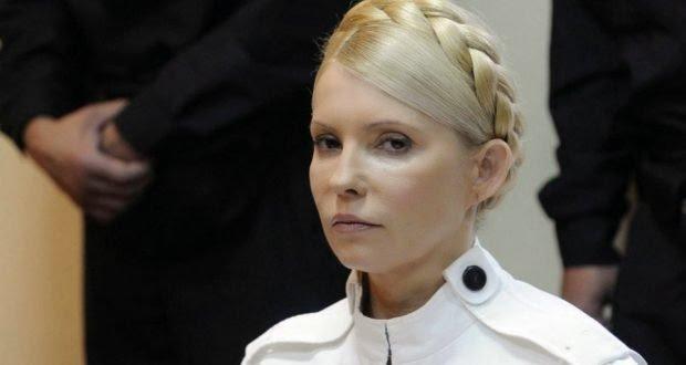 Ukraine's former PM Yulia Tymoshenko has been freed from jail