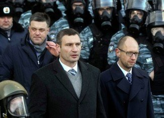 Ukraine's opposition MPs seek to curb president's powers