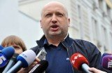 Ukraine parliament's speaker Oleksandr Turchynov has been named as interim president