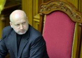 Ukraine's interim President Olexander Turchynov has warned of the dangers of separatism following the ousting of President Viktor Yanukovych
