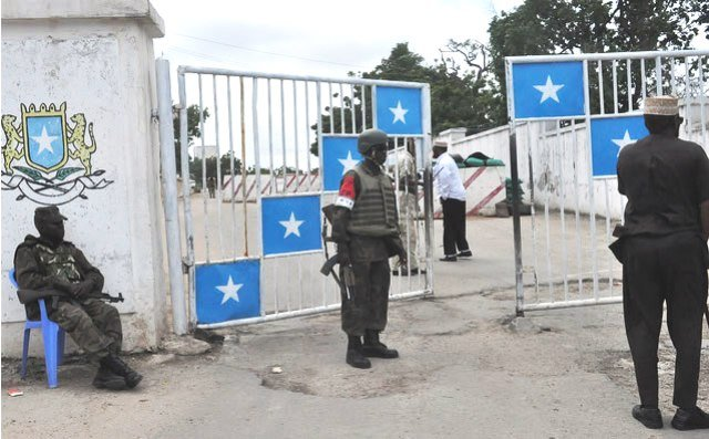 Villa Somalia, a heavily guarded complex, is home to the president, prime minister, speaker of parliament, other ministers and a mosque