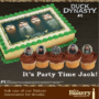 Duck Dynasty birthday cakes and cupcakes available at Wal-Mart bakery