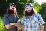 Willie and Jase Robertson settle beef in redneck style