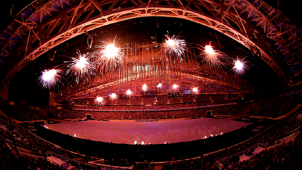 2014 Winter Paralympic Games have been opened in a spectacular ceremony in Sochi
