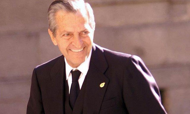 Adolfo Suarez served as prime minister until 1981 and became one of Spain's most respected politicians