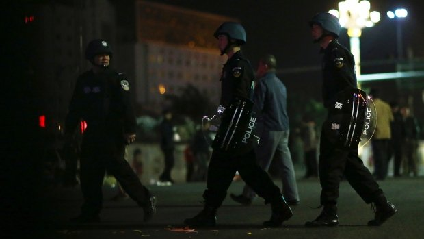 At least 27 people were killed in a knife attack at Kunming Railway Station