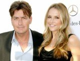 Charlie Sheen and Brooke Mueller celebrated the boys' fifth birthdays at the actor's home