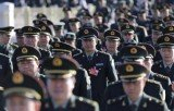 China revealed plans to raise its defense budget by 12.2 percent