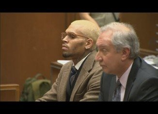 Chris Brown was discharged from the rehab facility for failing to comply with its rules and regulations