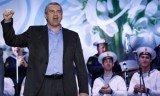 Crimea PM Sergei Aksyonov celebrated referendum results