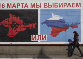 Crimean parliament has formally declared independence from Ukraine and asked to join the Russian Federation