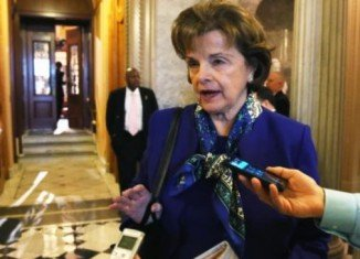 Dianne Feinstein has publicly accused the CIA of improperly accessing computers used by congressional staff