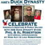 Duck Dynasty stars at Denney For Idaho event in Nampa