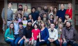 Duck Dynasty Season 5 finale showed a big family reunion before little Mia Robertson's cleft lip and palate surgery