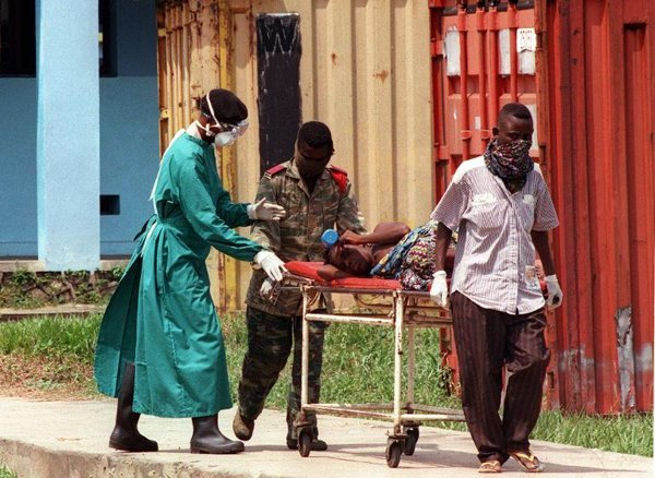 Ebola virus has been identified as the cause of a deadly outbreak of hemorraghic fever in Guinea