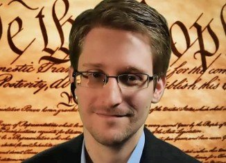 Edward Snowden spoke via video link at the SXSW Interactive conference in Austin