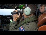 Five aircraft took part in Friday's search for flight MH370