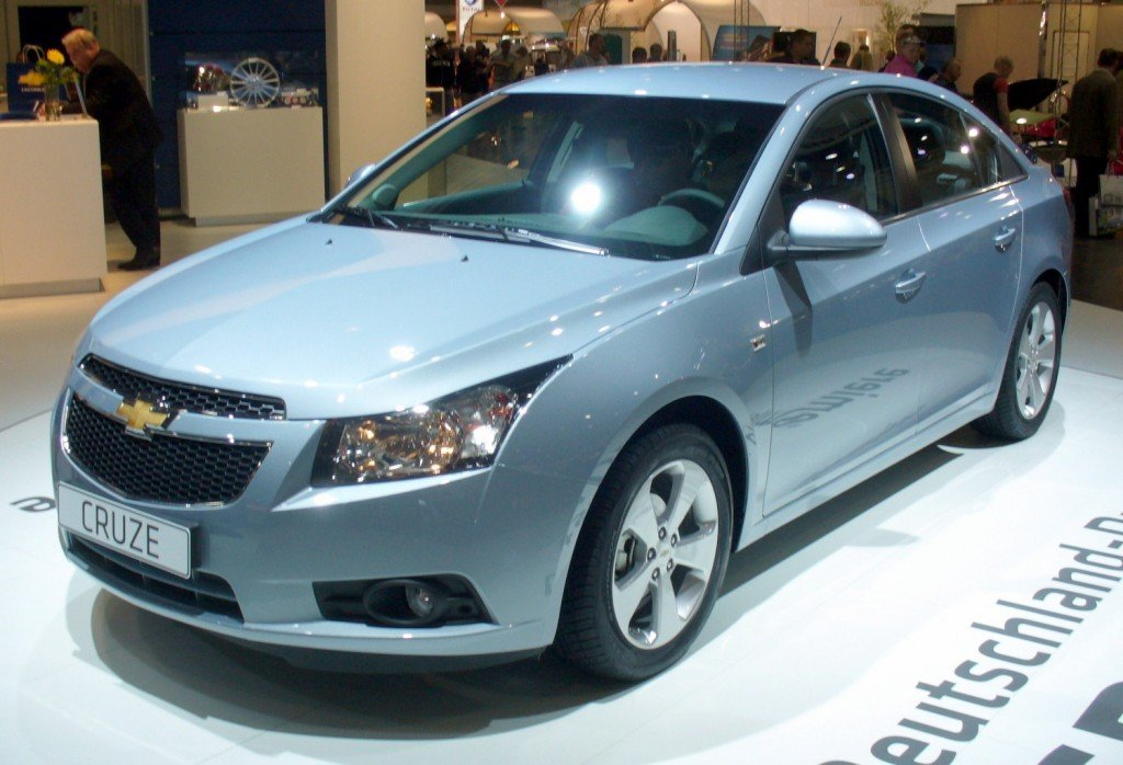 Gm Stops Selling Some Models Of Chevrolet Cruze