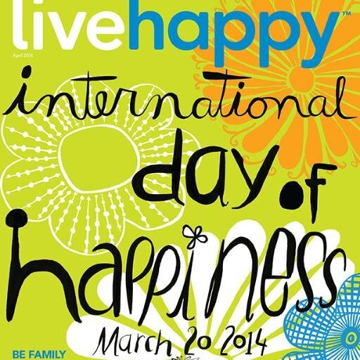 International Day of Happiness 2014
