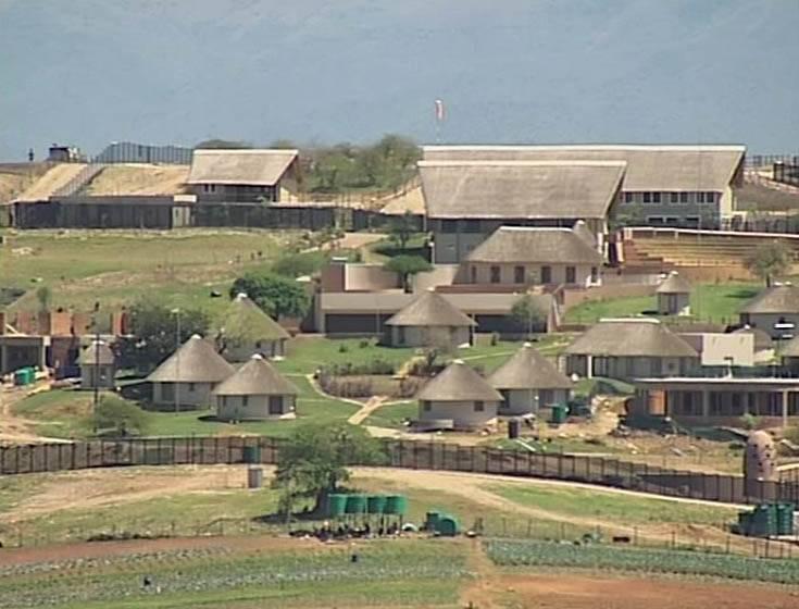 Jacob zuma 39 s nkandla home upgrades unethical for Home upgrades