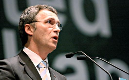 Jens Stoltenberg, Norway's ex-prime minister, has been appointed NATO's next secretary general