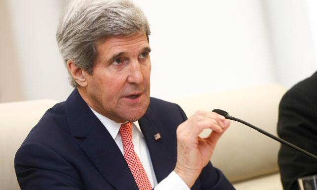 John Kerry said the OAS, allies and neighbors should demand accountability of Venezuela over the protests