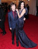 "L'Wren Scott at 6ft 3"" was 5 inches taller than Mick Jagger, 5ft 10"""