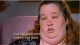 Last week's episode of Here Comes Honey Boo Boo left fans in big suspense as Mama June is late and thinks that she would be pregnant
