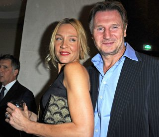 Liam Neeson started dating Freya St. Johnston a year and a half after the tragic death of Natasha Richardson