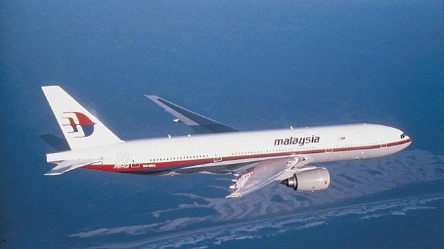 Malaysia Airlines plane vanished on a flight to Beijing, with 239 people on board