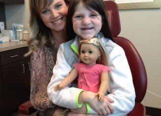 Duck Dynasty Family Mia Robertson Cleft Lip Surgery Before And After