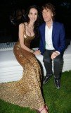 Mick Jagger and L'Wren Scott began dating in 2001