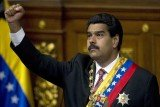 Nicolas Maduro has accused Panama of conspiring to bring down his government