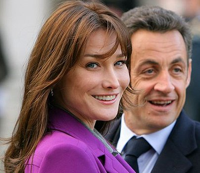 Nicolas Sarkozy and Carla Bruni are to launch legal action after secret recordings of them were leaked online