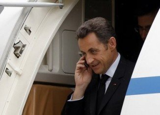 Nicolas Sarkozy has had his phone tapped for the past year on the orders of judges investigating alleged campaign donations from Libya
