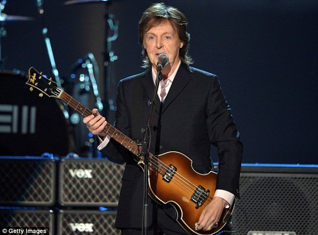 Paul McCartney prevents the family of his late nanny selling off his old clothes in Liverpool amid a dispute over ownership