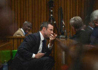Police had found Oscar Pistorius in a very emotional state after killing Reeva Steenkamp