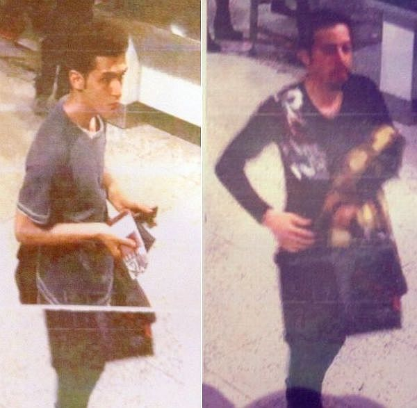 Pouria Nour Mohammad Mehrdad and Delavar Seyed Mohammadreza have been identified as the two men travelling on stolen passports on MH370 flight