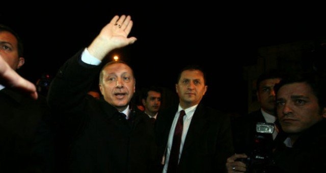 Recep Tayyip Erdogan has claimed victory for his party in local elections
