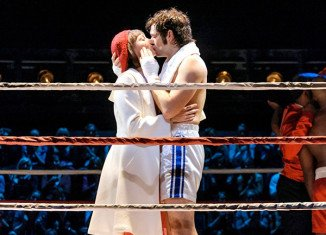 Rocky The Musical has opened on Broadway with technical wizardry triumphing over non-descript music