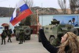 Russia's military has given Ukrainian forces in Crimea an ultimatum until dawn on Tuesday to surrender or face an assault