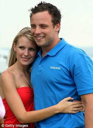 Samantha Taylor insisted her relationship with Oscar Pistorius was not officially over when he started dating Reeva Steenkamp