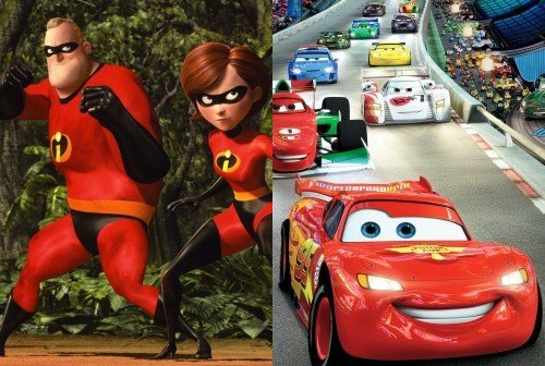 Sequels to The Incredibles and Cars 2 are on the way