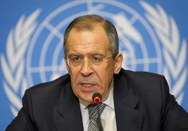 Sergei Lavrov has said that Moscow has no intention of sending troops into Ukraine