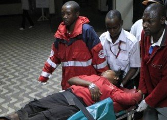 Six people have been killed and several others were wounded in two explosions in the Kenyan capital, Nairobi