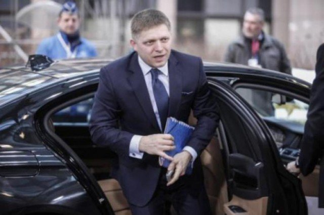 Slovakia's PM Robert Fico is seen as the frontrunner in today's presidential election